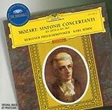 モーツァルト:協奏交響曲