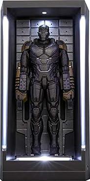 【ムービー・マスターピース COMPACT】『アイアンマン3』ミニチュア・フィギュア シリーズ2 アイアンマン・マーク25(ストライカー)[ホール・オブ・アーマー付き]