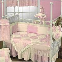 Baby King Blue Crib Set by BabyDoll Bedding