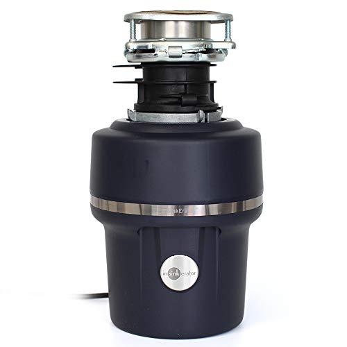 家庭用 ディスポーザー エマソン・モデルAC105蓋スイッチ式 標準取り付け部材セット