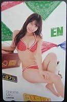 テレカ 白間美瑠 NMB48 テレフォンカード