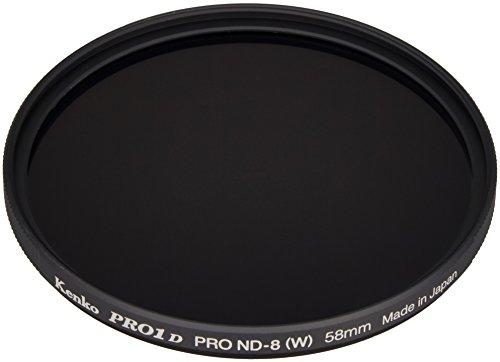 Kenko NDフィルター PRO1D プロND8 (W) 58mm 光量調節用 258439