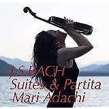 J.S.バッハ 組曲&パルティータ/ J.S.BACH Suites & Partita