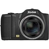 Kodak 16 Friendly Zoom FZ152 with 3 LCD, Black (FZ152-BK) by Kodak