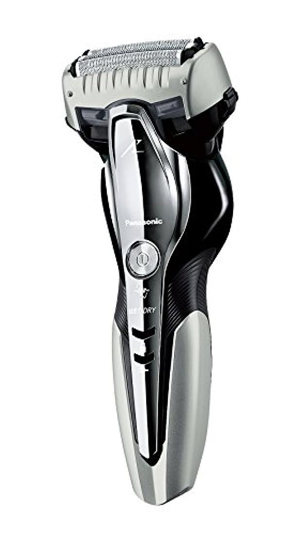 外向きラボおめでとうパナソニック ラムダッシュ メンズシェーバー 3枚刃 お風呂剃り可 シルバー調 ES-CST6Q-S