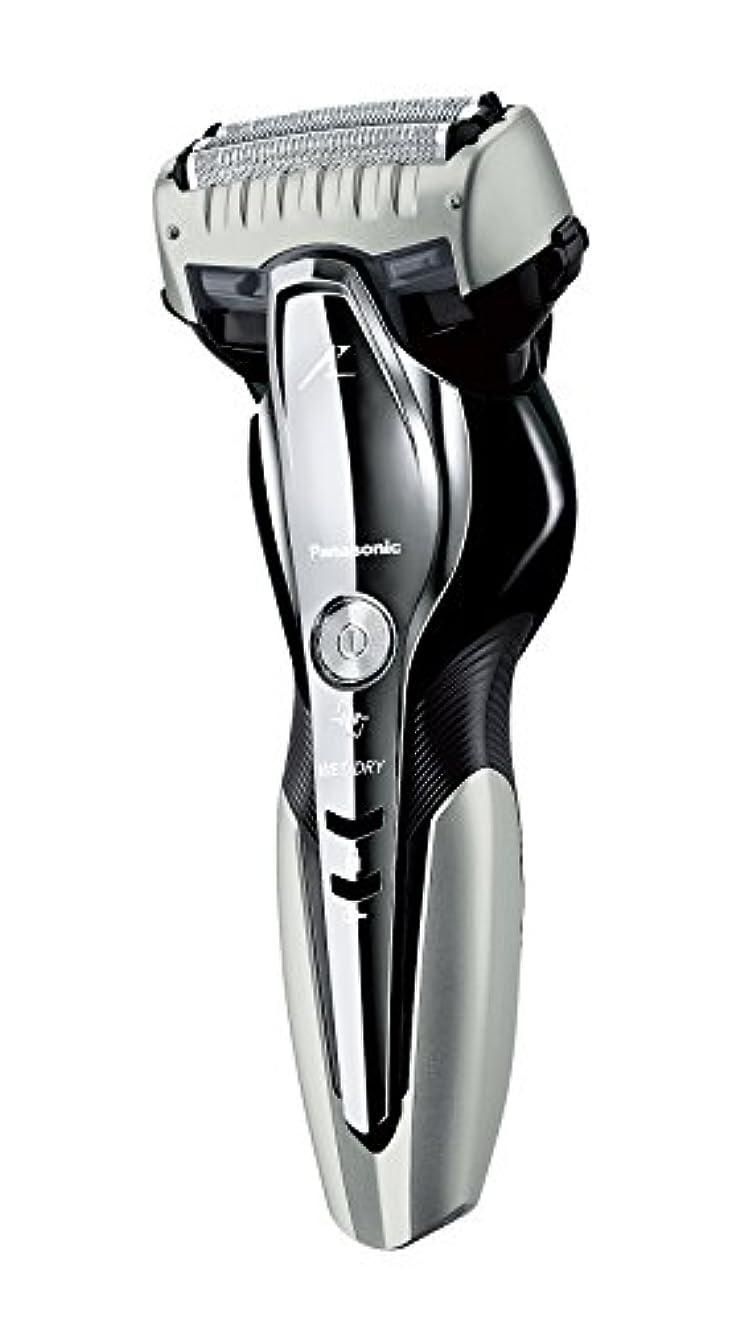 コロニー鎖緩むパナソニック ラムダッシュ メンズシェーバー 3枚刃 お風呂剃り可 シルバー調 ES-CST6Q-S