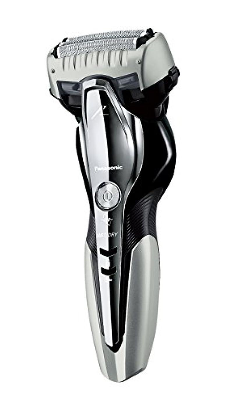 ヘルシーライブ引き潮パナソニック ラムダッシュ メンズシェーバー 3枚刃 お風呂剃り可 シルバー調 ES-ST6Q-S