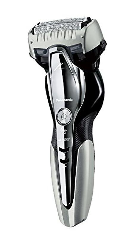 ブリーフケースビームバイアスパナソニック ラムダッシュ メンズシェーバー 3枚刃 お風呂剃り可 シルバー調 ES-CST6Q-S