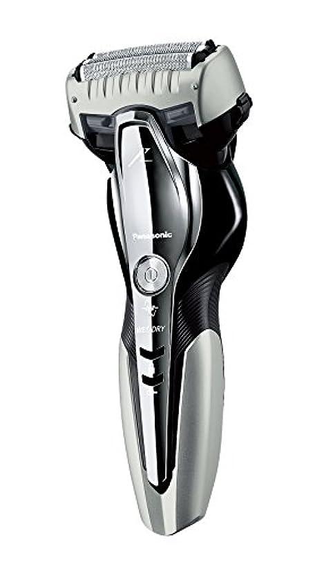 顔料はがき発行するパナソニック ラムダッシュ メンズシェーバー 3枚刃 お風呂剃り可 シルバー調 ES-CST6Q-S