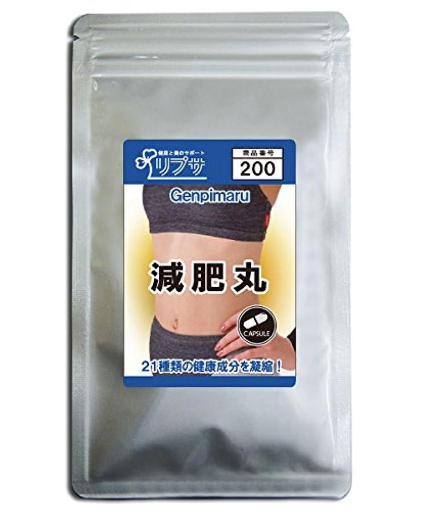 スイ化学薬品おじさん減肥丸 約3か月分 C-200
