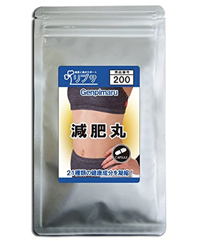 精度最大の気質減肥丸 約3か月分 C-200