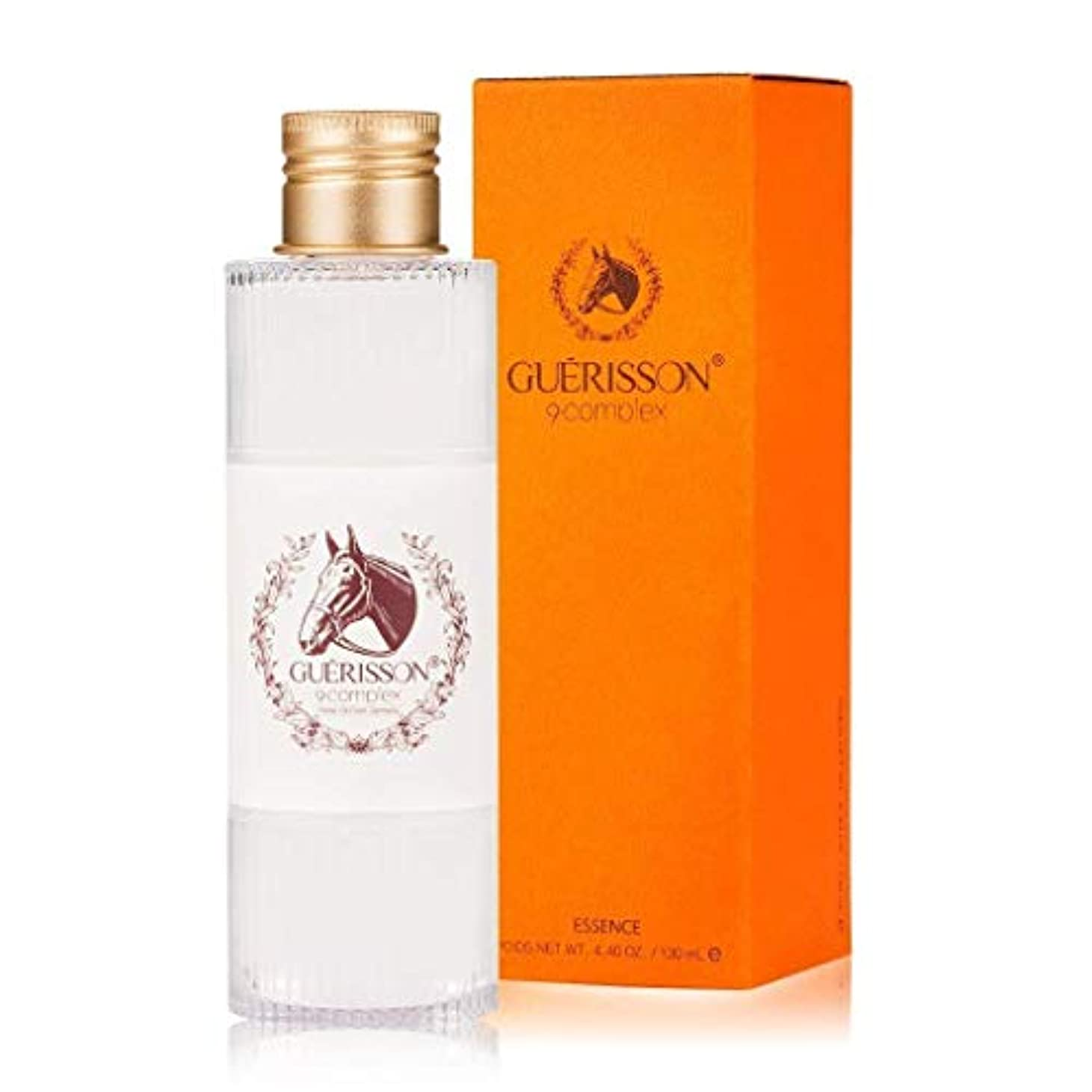 結婚式テキスト一方、Guerisson 9 Complex Horse Oil Essence (Moisturizing Serum) 130ml(2019 Ver. Up)/Korea Cosmetics