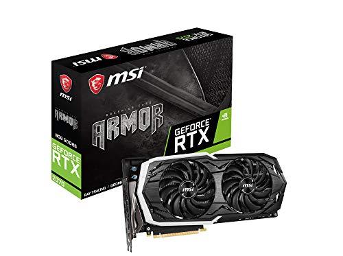 MSI GeForce RTX 2070 ARMOR 8G グラフィックスボード VD6761