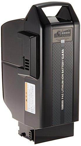 YAMAHA(ヤマハ) 12.8Ah リチウムイオンバッテリー [ヤマハPAS専用、急速充電対応] ブラック X91-82110-20