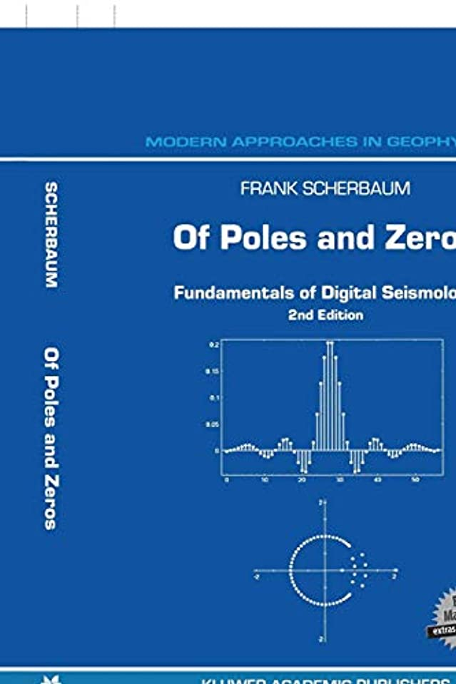 熱狂的な切り離すアクチュエータOf Poles and Zeros: Fundamentals of Digital Seismology (Modern Approaches in Geophysics)