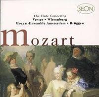 モーツァルト : フルート協奏曲全集