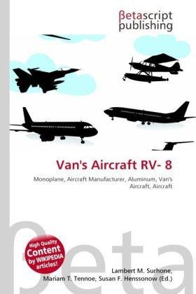Van's Aircraft RV- 8