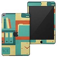 igsticker iPad mini 4 (2015) 5 (2019) 専用 apple アップル アイパッド 第4世代 第5世代 A1538 A1550 A2124 A2126 A2133 全面スキンシール フル 背面 液晶 タブレットケース ステッカー タブレット 保護シール 002398