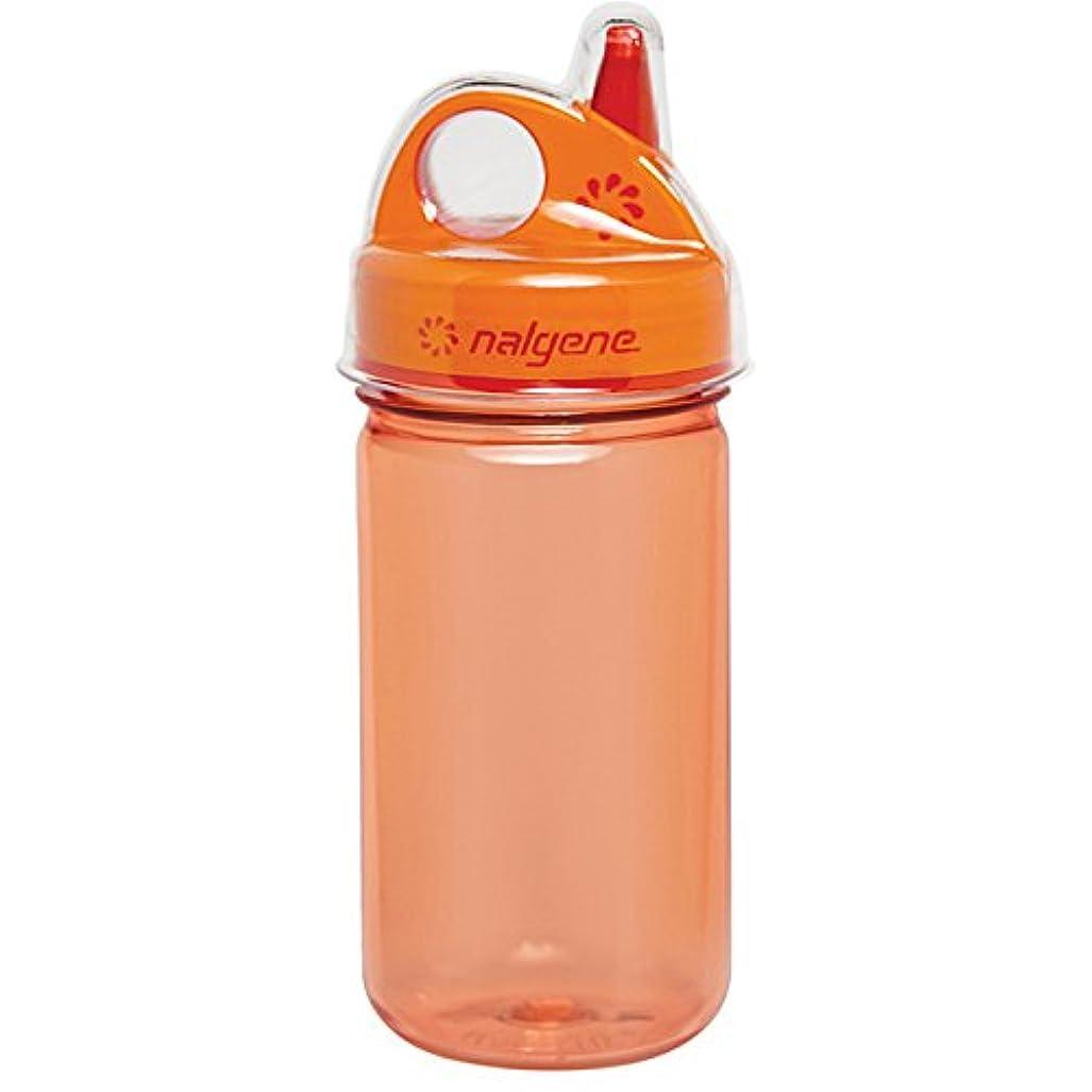 科学イライラする同化するNalgene Grip-N-Gulp Bottle with Cover, Orange, 32 oz