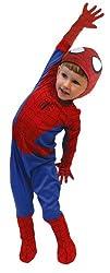 マーベル スパイダーマン キッズコスチューム 男の子 80cm-100cm 802943T