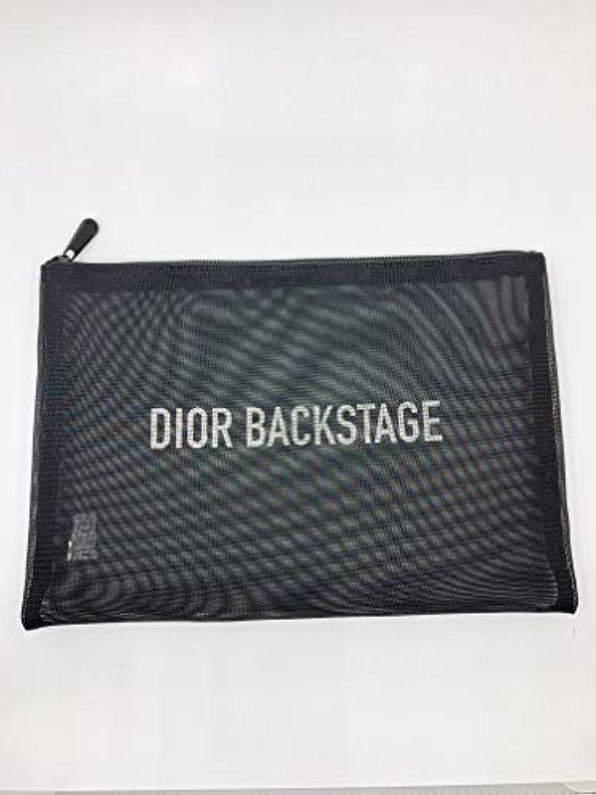 分布傾く検索エンジン最適化dior ディオール コスメ ポーチ クラッチバッグ 非売品 正規品 ノベルティ ブラック ロゴ