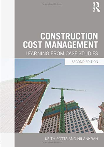 Download Construction Cost Management 0415629136