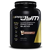 Pro JYM Protein Powder - Egg White, Milk, Whey Protein Isolates & Micellar Casein   JYM Supplement Science   Chocolate Mousse Flavor, 4 lb