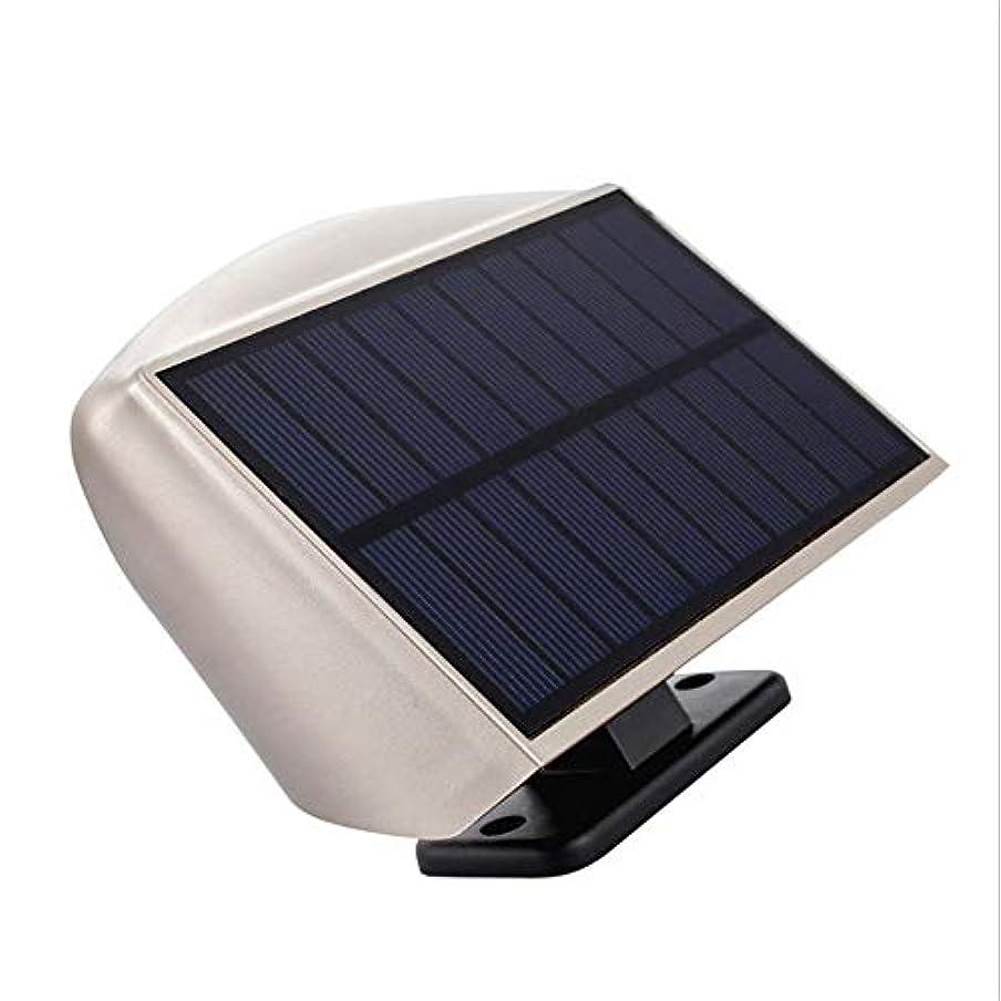 醸造所積極的にメトリックFXJDD ソーラーライト36 LEDワイヤレスIP65防水モーションセンサーパティオデッキヤードガーデンパスウェイのための屋外ライトウォールマウントランプ風景ウォークウェイドライブウェイライト FXJDD (色 : 暖かい光)