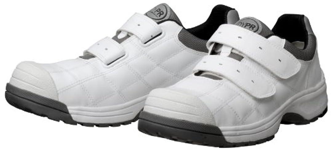ボイコットまだら変更可能[ドンケル] Dynasty プロ 安全靴 スニーカー マジック式 耐滑 耐衝撃 耐摩耗 JSAA A種(普通作業用) DYPR-11M メンズ