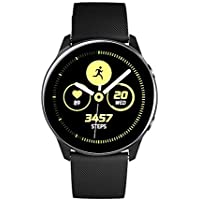DGBAY Silicone Replacement Soft Sport Wrist Band Strap for Samsung Galaxy Watch Active
