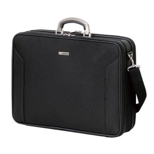ソフトアタッシュケース ビジネスバッグ メンズバッグ メンズビジネス鞄 収納力抜群 豊岡 かばん 鞄 バジックス オリジン 24-0284 ブラック 10