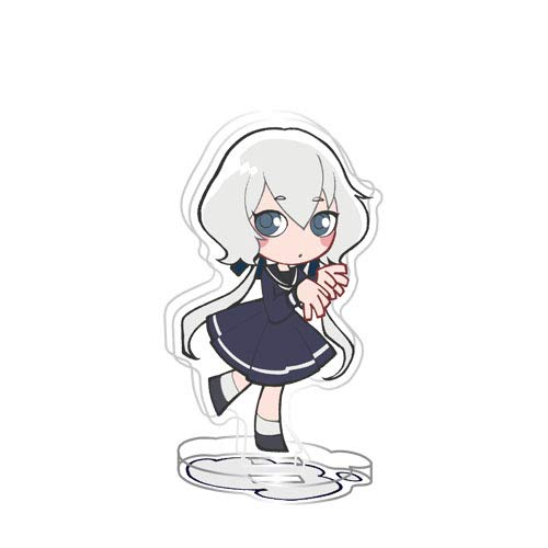 ゾンビランドサガ 紺野純子 アクリルフィギュア 4