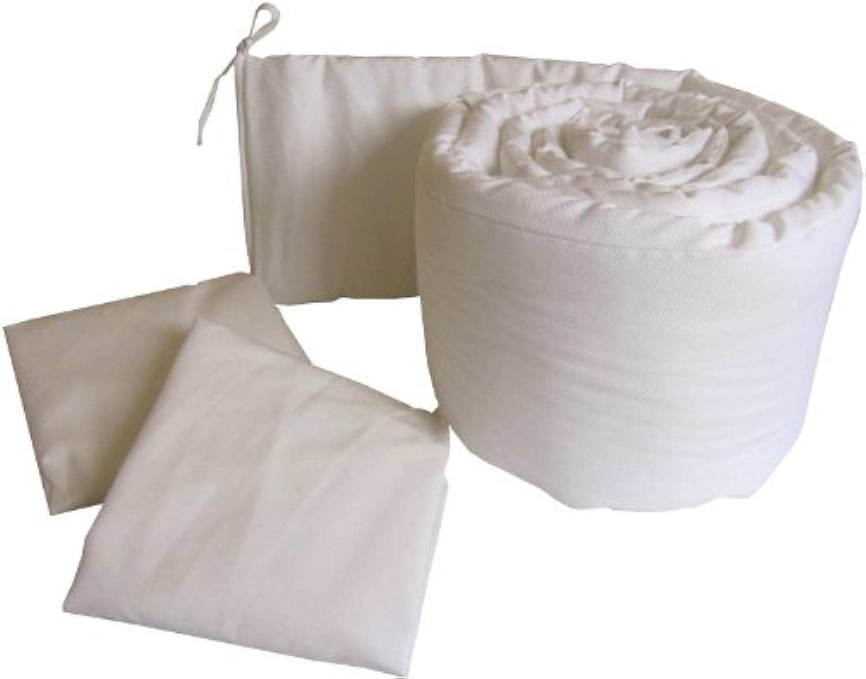 ベビードール寝具リーガルピケおばあちゃんミニベビーベッド/ポート?ベビーベッド?パッケージ、ホワイト