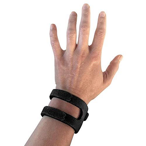 WristWidget (TM) <全米で 手首サポーター リストラップ 調整可能なリストバンド TFCC 三角繊維軟骨コンプ...