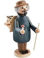 kuhnert ミニパイプ人形香炉 薪拾い