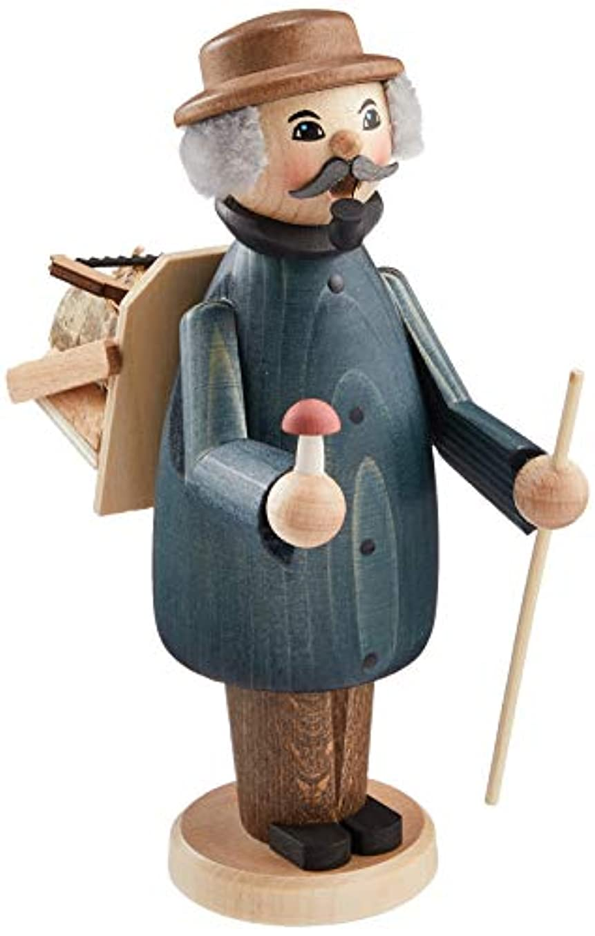 セール原点増幅するkuhnert ミニパイプ人形香炉 薪拾い