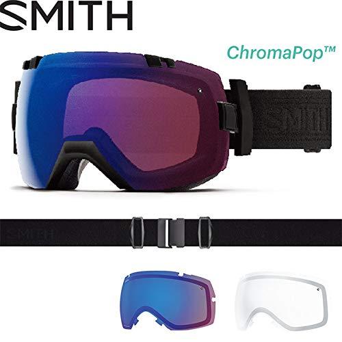 18-19 SMITH (スミス) ゴーグル I/OX BLACKOUT (PHOTOCHROMIC) アイ/オーエックス アジアンフィット ジャパンフィット スノーボード スキー