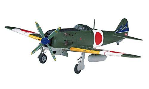 ハセガワ 1/72 日本陸軍 中島 四式戦闘機 疾風 プラモデル A4