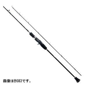 シマノ ロッド ゲーム タイプ スローJ B683