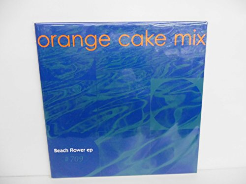 orange cake mix /  Delicate An...