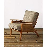 ACME Furniture WICKER LOUNGE CHAIR ソファ 1人掛け ブラウン journal standard