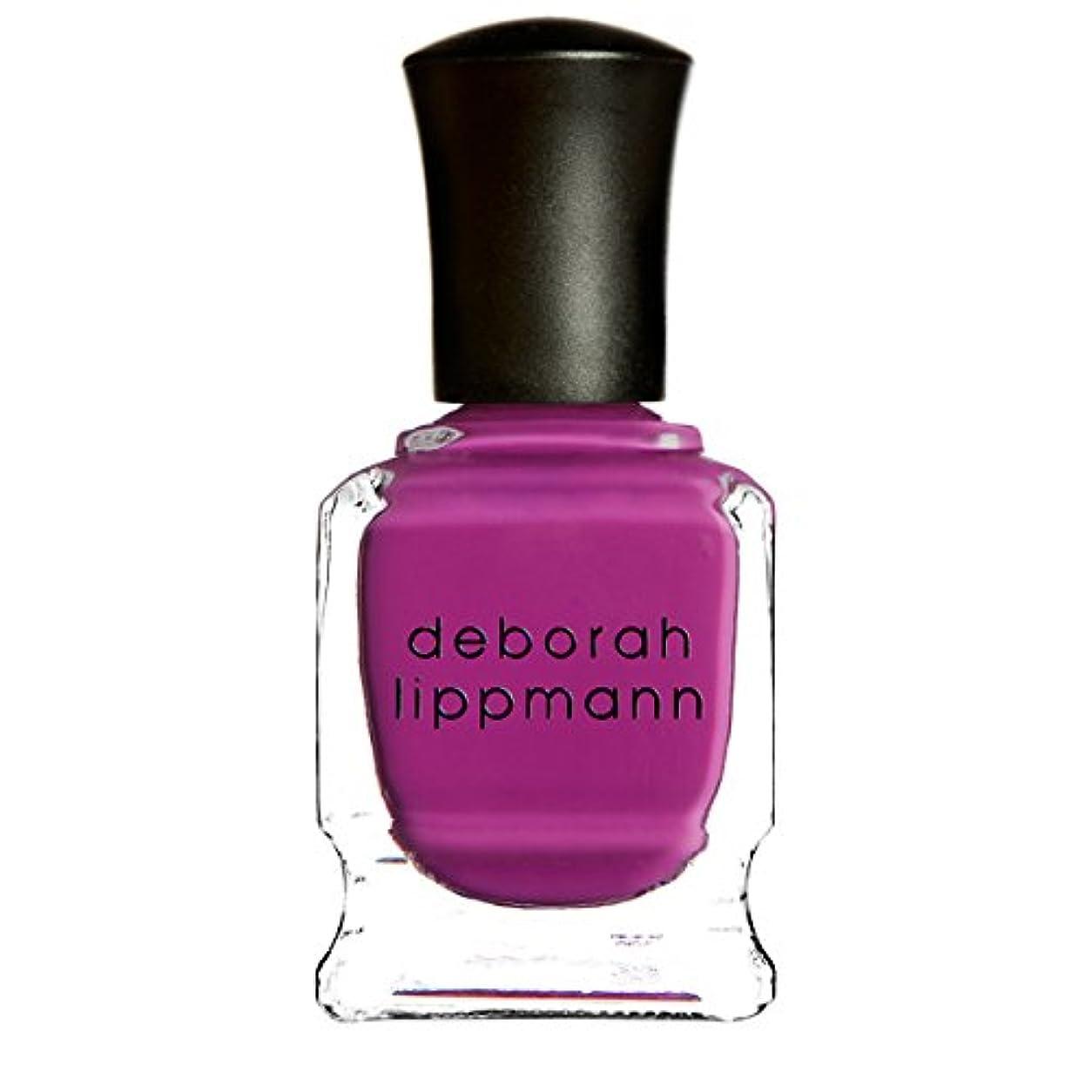 自動はっきりしないペグ[Deborah Lippmann] デボラリップマン ポリッシュ ピンク系 15mL (ビトゥイーン ザ シーツ)