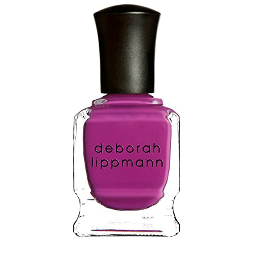 データム農民紳士気取りの、きざな[Deborah Lippmann] デボラリップマン ポリッシュ ピンク系 15mL (ビトゥイーン ザ シーツ)