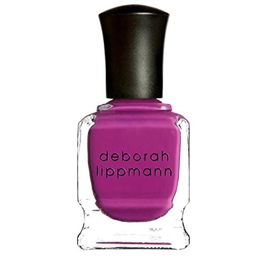 弾丸タール多分[Deborah Lippmann] デボラリップマン ポリッシュ ピンク系 15mL (ビトゥイーン ザ シーツ)