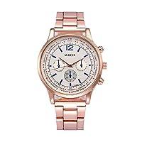 腕時計 メンズ Luguojun 超薄型 安い メンズ おしゃれ デジタル 腕時計 メンズ腕時計 スポーツ シンプルデザイン 自動巻きビジネス ステンレス ファッションクォーツ時計 男性腕時計 機械式 カジュアル 電波ソーラー 誕生日 プレゼント 男女兼用