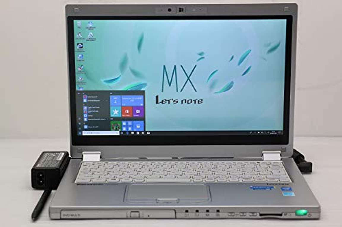 かんがい幼児舞い上がる【中古】 Panasonic CF-MX3JDCCS Core i5 4310U 2GHz/4GB/128GB(SSD)/Multi/12.5W/FHD(1920x1080) タッチパネル/Win10
