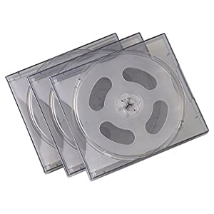 サンワサプライ DVD・CDケース ブラック FCD-61BKN