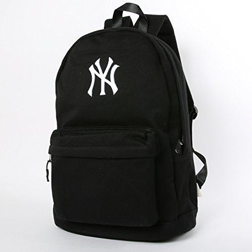 (ニューヨークヤンキース)NEWYORK YANKEES NY 立体刺繍 スウェット ディバッグ Free ブラック