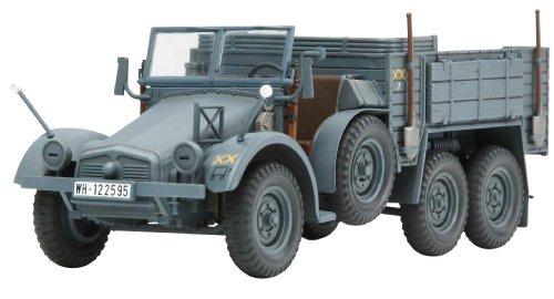 1/48 MMコレクション No.42 1/48 クルップ プロッツェ 6輪軽トラック 完成品 26542