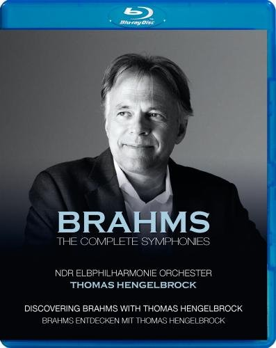 Johannes Brahms: Complete Symphonies [Blu-ray] [Import]